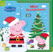 Peppa Pig - Mein Adventskalender