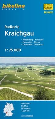 Radkarte Kraichgau