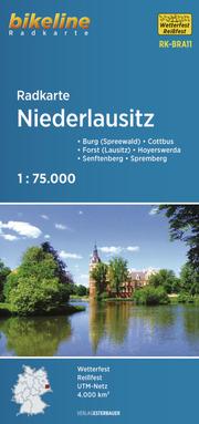 Radkarte Niederlausitz (RK-BRA11)