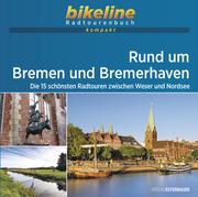 Radregion Rund um Bremen und Bremerhaven - Cover