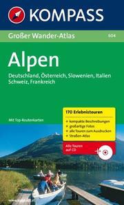 Großer Wanderatlas Alpen