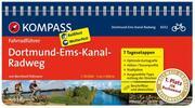 KOMPASS Fahrradführer Dortmund-Ems-Kanal-Radweg