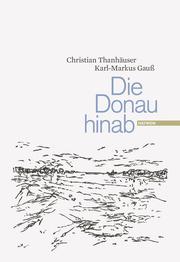 Die Donau hinab - Cover