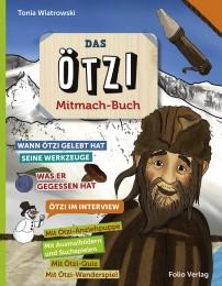 Das Ötzi Mitmach-Buch