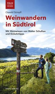 Weinwandern in Südtirol - Cover