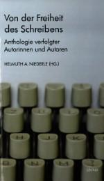 Von der Freiheit des Schreibens