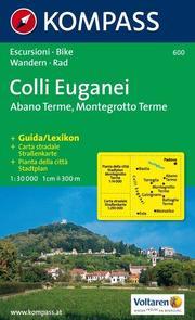 Colli Euganei, Abano Terme, Montegrotto Terme