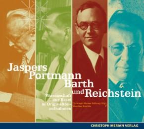 Jaspers, Portmann, Barth, Reichstein