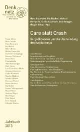 Care statt Crash