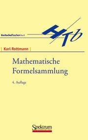 Mathematische Formelsammlung