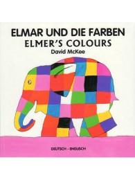Elmar und die Farben