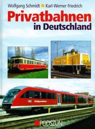 Privatbahnen in Deutschland - Cover