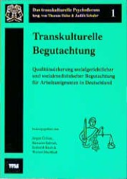 Transkulturelle Begutachtung