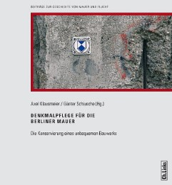 Denkmalpflege für die Berliner Mauer