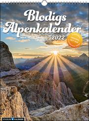 Blodigs Alpenkalender 2022