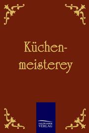Küchenmeisterey