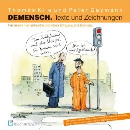 Demensch - Texte und Zeichnungen