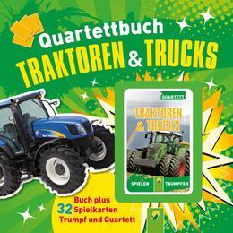 Quartettbuch Traktoren
