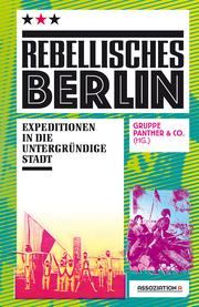 Rebellisches Berlin - Cover
