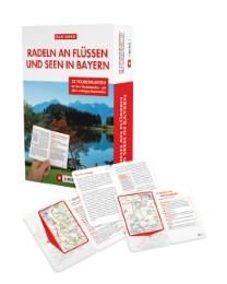 Radeln an Flüssen und Seen in Bayern