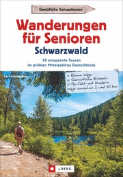 Wanderungen für Senioren Schwarzwald - Cover