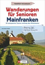 Wanderungen für Senioren Mainfranken - Cover