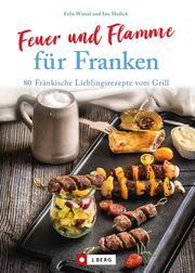 Feuer und Flamme für Franken - Cover