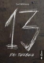 Dreizehn 1. Das Tagebuch - Cover