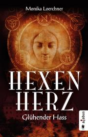 Hexenherz. Glühender Hass - Cover