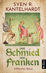 Der Schmied der Franken - Cover