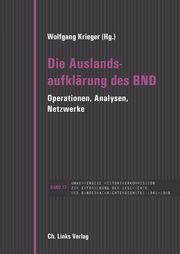 Die Auslandsaufklärung des BND