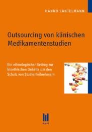 Outsourcing von klinischen Medikamentenstudien