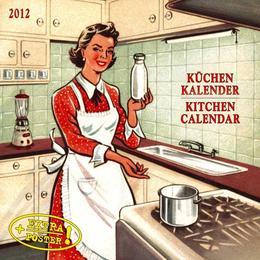 Küchenkalender 2012