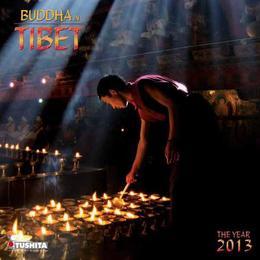 Buddha in Tibet 2013