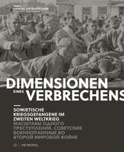 Dimensionen eines Verbrechens - Cover