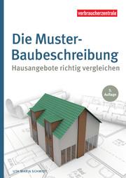 Handbuch Baubeschreibung