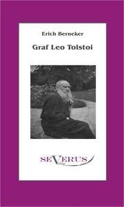 Graf Leo Tolstoi