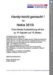 Nokia 3510i-leicht-gemacht