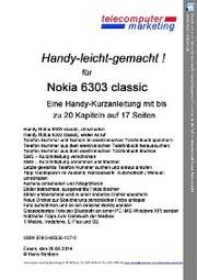 Nokia 6303 classic-leicht-gemacht