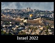 Israelkalender 2022 Black Version