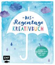 Das Regentage-Kreativbuch - Cover