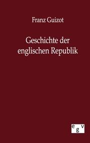 Geschichte der englischen Republik