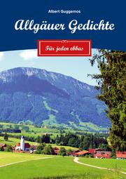 Allgäuer Gedichte - Cover
