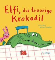 Elfi, das traurige Krokodil - Cover