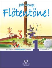 Jede Menge Flötentöne 1 - Altblockflöte