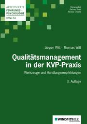 Qualitätsmanagement in der KVP-Praxis