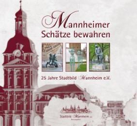 Mannheimer Schätze bewahren - Cover