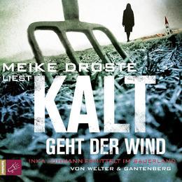 Kalt geht der Wind