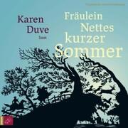Fräulein Nettes kurzer Sommer - Cover