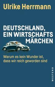 Deutschland, ein Wirtschaftsmärchen - Cover